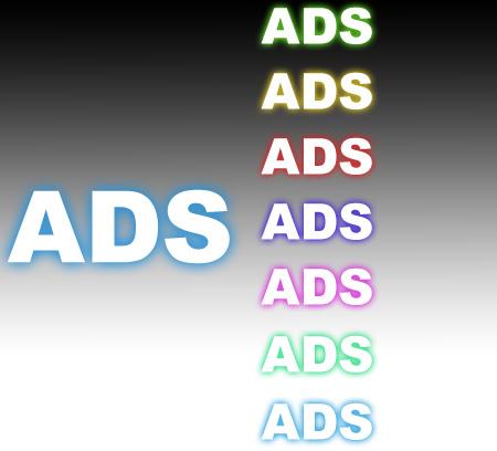 Логотип ADS прекрасно выглядит на любом фоне и прекрасен в любом цвете